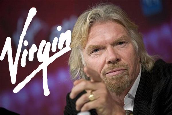 The leadership style of Sir Richard Branson